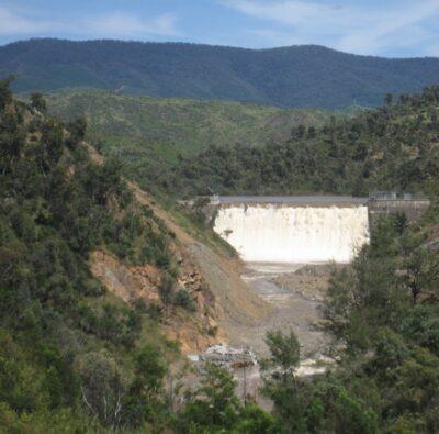 Modelling Dissolved Oxygen Dynamics in the Enlarged Cotter Reservoir